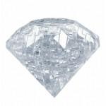 HCM-Kinzel-103006 Puzzle 3D en Plexiglas - Diamant