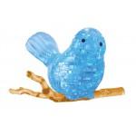 HCM-Kinzel-59126 Puzzle 3D en Plexiglas - L'oiseau bleu