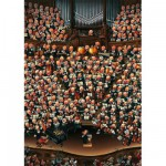 Puzzle  Heye-08660 Loup : Orchestre