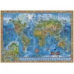Puzzle  Heye-29386 Monde fantastique