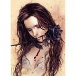 Puzzle  Heye-29430 Victoria Francès - Favole : Dark rose