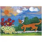 Puzzle  Heye-29448 Rosina Wachtmeister : Marguerites