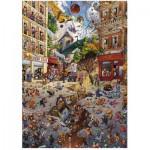 Puzzle  Heye-29577 Loup Jean-Jacques : Apocalypse