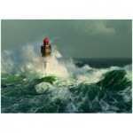 Puzzle  Heye-29670 Jean Guichard : Lighthouse La Jument