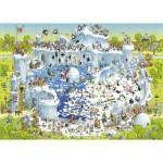 Puzzle  Heye-29692 Marino Degano: Habitat Polaire