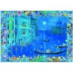 Puzzle  Heye-29695 Sven Hartmann : Cats in Venice