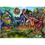 Puzzle  Heye-29722 Marion Wieczorek: Herbivores