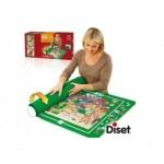 Diset-01012 Tapis de puzzle 500 à 2000 pièces