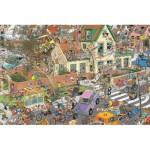 Puzzle  Jumbo-01498 Van Haasteren Jan : La tempête