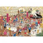 Puzzle  Jumbo-01642 Jan van Haasteren : La noce