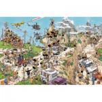Puzzle  Jumbo-02086 Van Haasteren Jan : Tour de France
