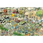 Puzzle  Jumbo-17077 Van Haasteren Jan : La ferme