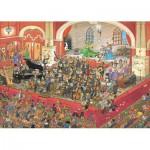 Puzzle  Jumbo-17214 Van Haasteren Jan : L'Opéra