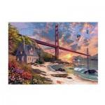 Puzzle  Jumbo-18333 Golden Gate Bridge