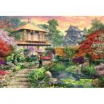 Puzzle  Jumbo-18334 Jardin Japonais