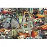Puzzle  Jumbo-18376 Best of New York