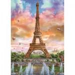 Puzzle  Jumbo-18533 Tour Eiffel, Paris