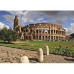 Puzzle  Jumbo-18551 Colisée, Rome