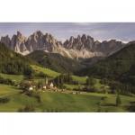 Puzzle  Jumbo-18580 Les Dolomites, Italie