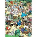 Puzzle  Jumbo-19023 Jan Van Haasteren - S'amuser dans le Parc