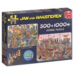 2 Puzzles - Jan Van Haasteren