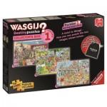 3 Puzzles - Wasgij Destiny - Collector's Box 1