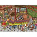 Puzzle   Jan Van Haasteren - Nouvel An Chinois