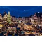 Puzzle   Marché de Noël à Francfort