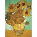 Puzzle   Vincent Van Gogh - Les Tournesols