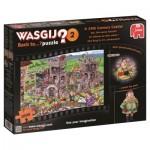 Puzzle   Wasgij Back to... 2 - Un Château du 14ème Siècle