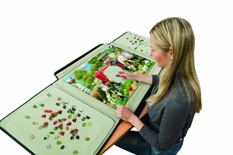 portapuzzle 1500 pi ces standard jumbo 10806 plateaux et. Black Bedroom Furniture Sets. Home Design Ideas