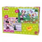 2 Puzzles - Minnie