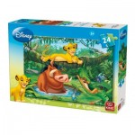 Puzzle  King-Puzzle-04713-A Le Roi Lion