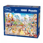 Puzzle  King-Puzzle-05086 Disneyland