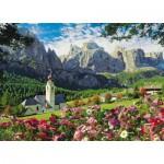 Puzzle  King-Puzzle-05095 Les Dolomites