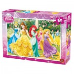 Puzzle  King-Puzzle-05280-A Disney Princesses
