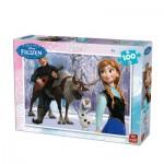 Puzzle  King-Puzzle-05293-B La Reine des Neige
