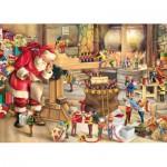 Puzzle  King-Puzzle-05350 Atelier du Père Noël
