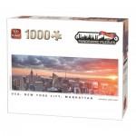 Puzzle  King-Puzzle-05605 New York City, Manhattan, USA