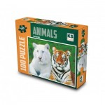 Puzzle  KS-Games-11246 Tiger Brothers