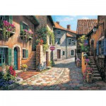 Puzzle  KS-Games-11274 Rue de Village