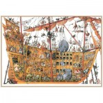 Puzzle  KS-Games-11327 Joyce Nicoletti: Arche de Noë