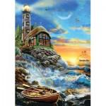 Puzzle  KS-Games-11368 Twilight Lighthouse
