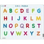 Larsen-LS13 Puzzle Cadre - ABC Alphabet