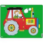 Larsen-NM3 Puzzle Cadre - Tracteur