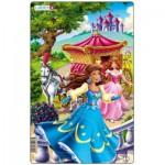 Larsen-U8-1 Puzzle Cadre - Princesse