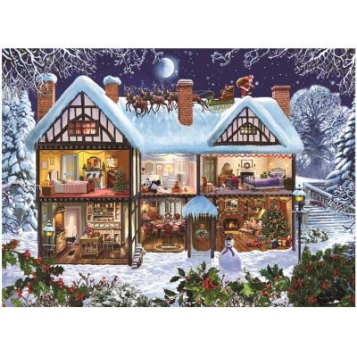 Puzzle Season House Perre-Anatolian-1105 1000 piè...