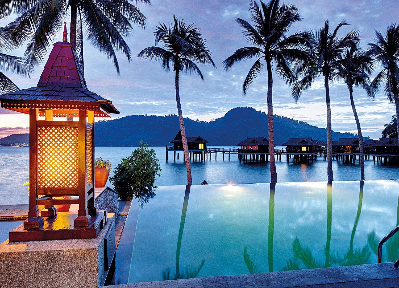 Puzzle Pangkor Laut Resort Tactic