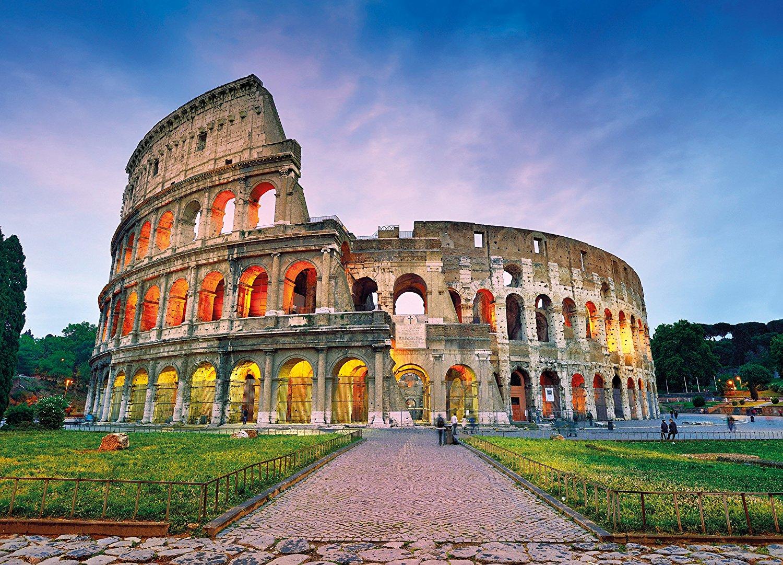Puzzle Colisée, Rome Tactic