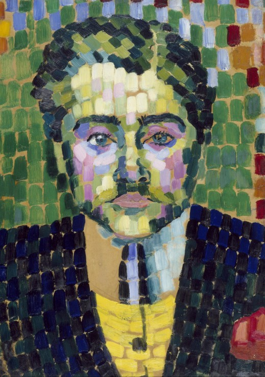 Puzzle Robert Delaunay : Jean Metzinger, 1906 Grafika